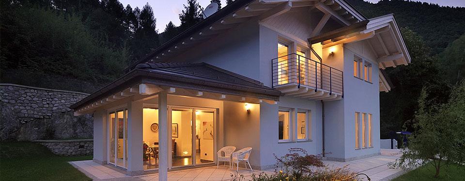 Costruzione di case in legno risparmiare sulla bolletta for Case piccole e belle